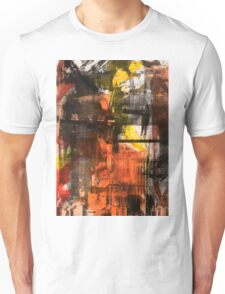 TIME IS THE FIRE IN WHICH WE BURN-PART 2—SCHWARTZ Unisex T-Shirt