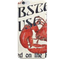 Lobster House iPhone Case/Skin