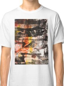 TIME IS THE FIRE IN WHICH WE BURN-PART 1—SCHWARTZ Classic T-Shirt