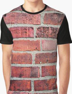 Brickwork Graphic T-Shirt