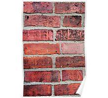 Brickwork Poster