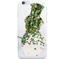 Snowman Glitter iPhone Case/Skin