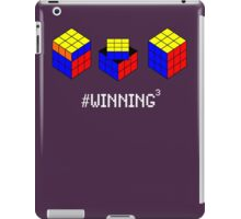Winning Cubed iPad Case/Skin