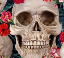 tropic skull  Sticker