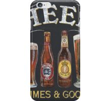 Cheers! iPhone Case/Skin