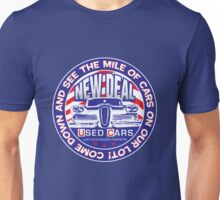 New Deal Used Cars Unisex T-Shirt