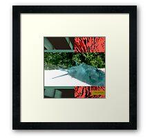 Oblivion Access - LIL UGLY MANE - Highest Quality Tshirt Framed Print