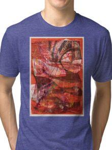 CRUELTY-FURY-HOW THEY SPEAK—PESSOA Tri-blend T-Shirt