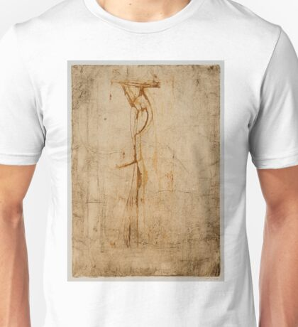 I COULD WISH MY DAYS TO BE BOUND EACH TO EACH BY NATURAL PIETY—WORDSWORTH Unisex T-Shirt
