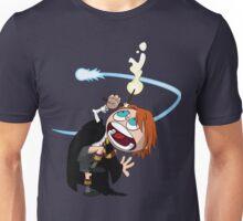 Ron tries something New Unisex T-Shirt