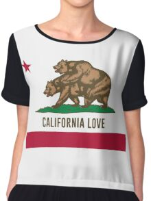 California Love Chiffon Top