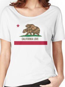 California Love Women's Relaxed Fit T-Shirt