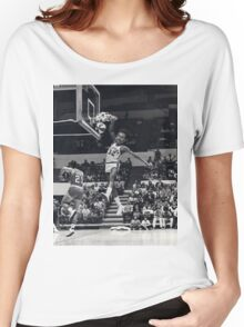 Dr. J's Dunk Women's Relaxed Fit T-Shirt