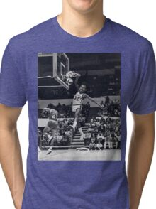 Dr. J's Dunk Tri-blend T-Shirt
