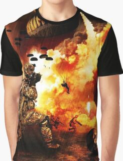 War of the worlds Graphic T-Shirt