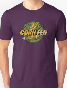 Corn Fed T Shirt, vintage, retro Unisex T-Shirt