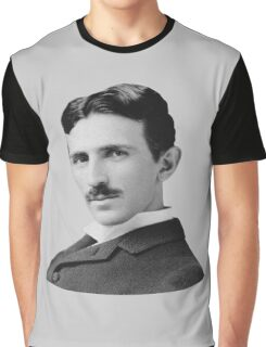 Nikola Tesla  Graphic T-Shirt