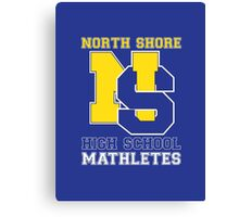 North Shore High School Mathletes Canvas Print