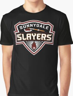 Sunnydale Slayers Graphic T-Shirt