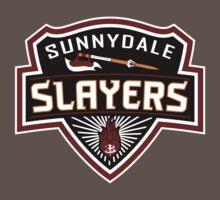 Sunnydale Slayers Baby Tee