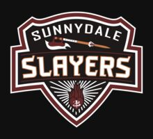 Sunnydale Slayers Kids Tee