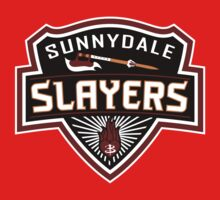 Sunnydale Slayers One Piece - Short Sleeve