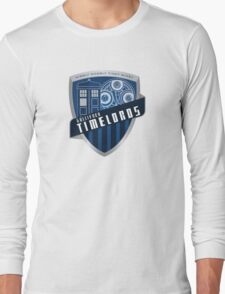 Gallifrey Timelords Long Sleeve T-Shirt
