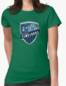 Gallifrey Timelords Womens Fitted T-Shirt