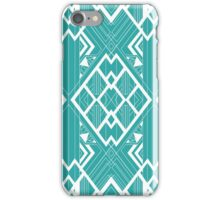 Verdigris Deco iPhone Case/Skin