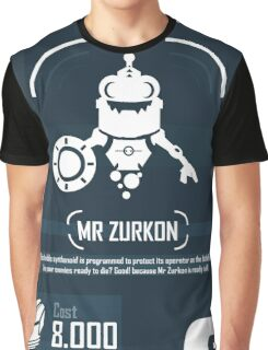 Mr Zurkon - Ratchet and Clank Graphic T-Shirt