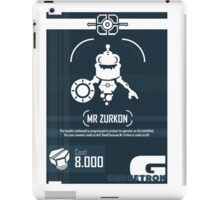 Mr Zurkon - Ratchet and Clank iPad Case/Skin