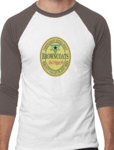 Browncoats Independent Extra Stout Men's Baseball ¾ T-Shirt