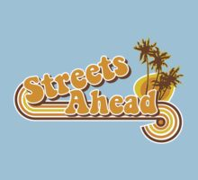 Streets Ahead One Piece - Short Sleeve