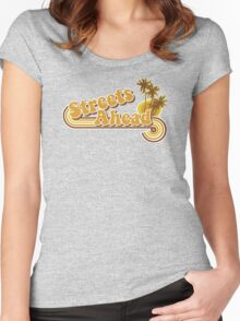 Streets Ahead Women's Fitted Scoop T-Shirt