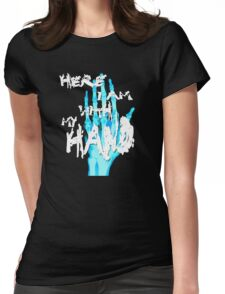 Holiday Song Womens Fitted T-Shirt