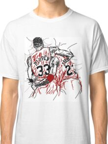 "Scottie Pippen and Michael Jordan ""Flu Game"" Classic T-Shirt"