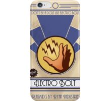 Electro Bolt - Bioshock iPhone Case/Skin