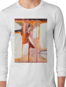 GASH GOLD VERMILLION—HOPKINS Long Sleeve T-Shirt