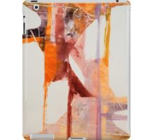 GASH GOLD VERMILLION—HOPKINS iPad Case/Skin