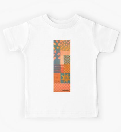 Bliss tickles tasting like a serenity sandwich Kids Tee
