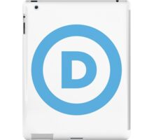 Democratic Party iPad Case/Skin