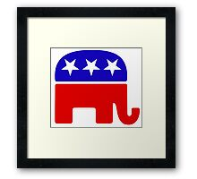 Republican Party Framed Print