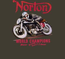 NORTON MOTORCYCLE VINTAGE ART Unisex T-Shirt
