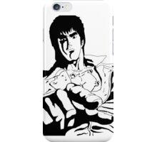 ken shiro iPhone Case/Skin