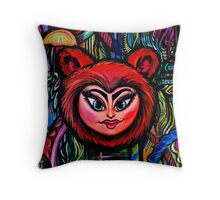 Chinchilita Throw Pillow