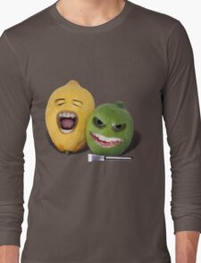 Beware the Lemon Zester Long Sleeve T-Shirt