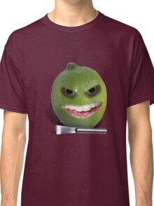 Beware the Lime with the Lemon Zester Classic T-Shirt