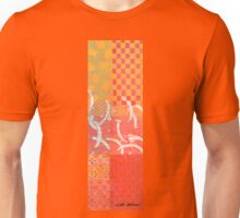 Serenity and Sunset Twins of Love Unisex T-Shirt