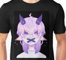 lilac demon Unisex T-Shirt