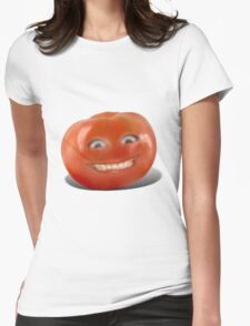 Smiling Tomato - Have a Nice Day! Womens Fitted T-Shirt